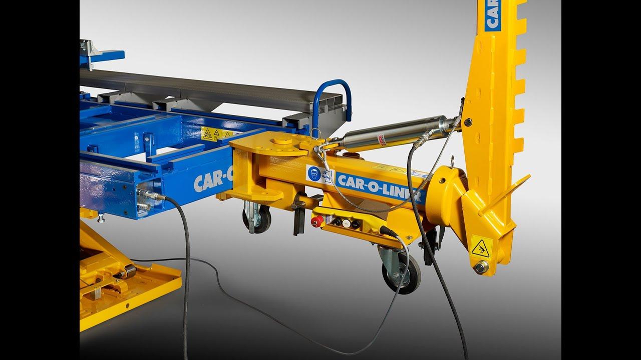 car o liner quick42 alignment bench