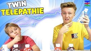 Twin Telepathie  👦 ⚡️ 👦 Milchshake Challenge 🥤 Sind Max & Ash wirklich Brüder?  👨👩👦👦 TipTapTube
