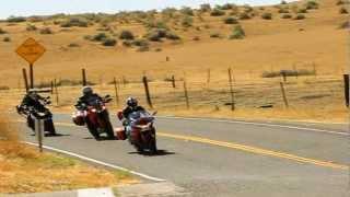 2010 Oddball Sport-Touring Motorcycle Shootout: Ducati vs Honda vs Kawasaki