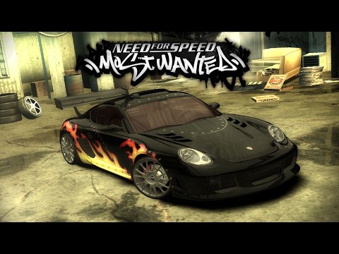 Baron's Porsche Cayman! - Need For Speed Most Wanted (2005) - Ep 15
