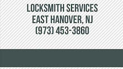 Industrial Locksmith East Hanover NJ
