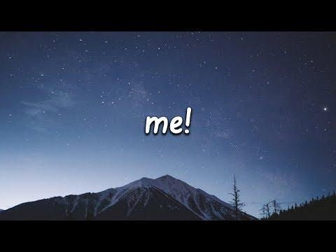 Taylor Swift - ME! (Lyrics) feat. Brendon Urie