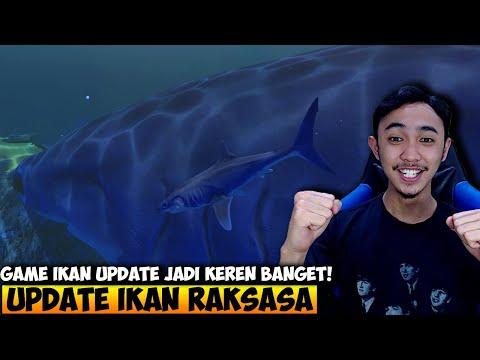 GAME IKAN RAKSASA UPDATE BARU JADI KEREN BANGET SEMUANYA - FEED AND GROW FISH INDONESIA #33