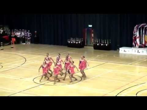 EC Majorette Crawley 2016 - Exhibition Corps Senior - Holland