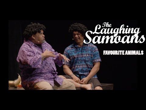 The Laughing Samoans - 'Favourite Animals' from Island Time