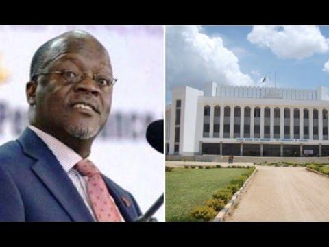 JPM akikabidhiwa ripoti ya uhakiki wa vyeti Dodoma