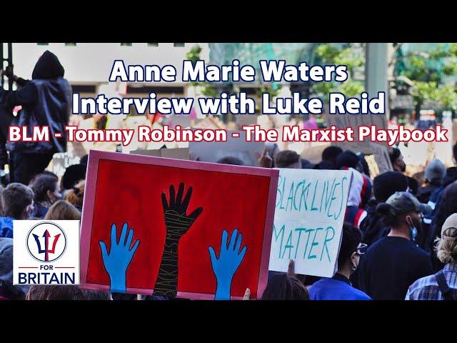 Anne Marie meets Luke Reid