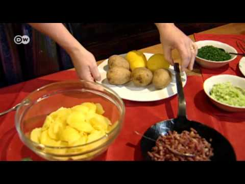 Keine Party ohne Kartoffelsalat   Euromaxx - Guten Appetit Deutschland