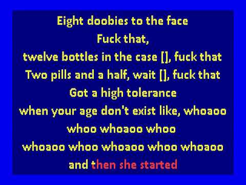 Kendrick Lamar -  A.D.H.D   (karaoke)