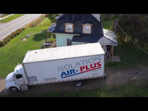 Isolation Air-Plus - Entrepreneur en isolation de la grande région de Québec