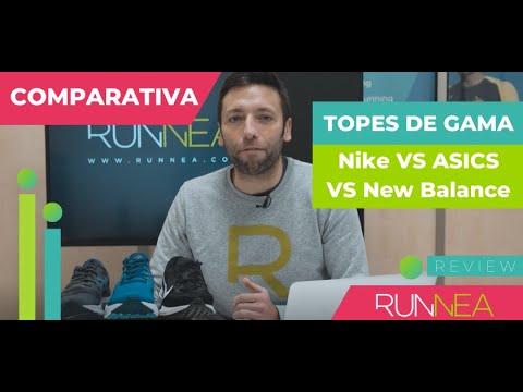 Comparativa a tres: Nike Vomero 15 VS ASICS Nimbus 23 VS New Balance 1080 v11