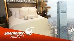 Hotel in den Wolken - Das Ritz-Carlton in Hongkong | Abenteuer Leben | kabel eins