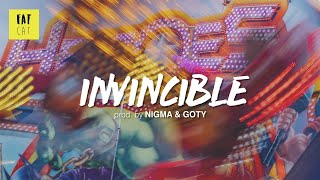 (free) 90s Old School Boom Bap type beat x hip hop instrumental | 'Invincible' prod. by NIGMA & GOTY