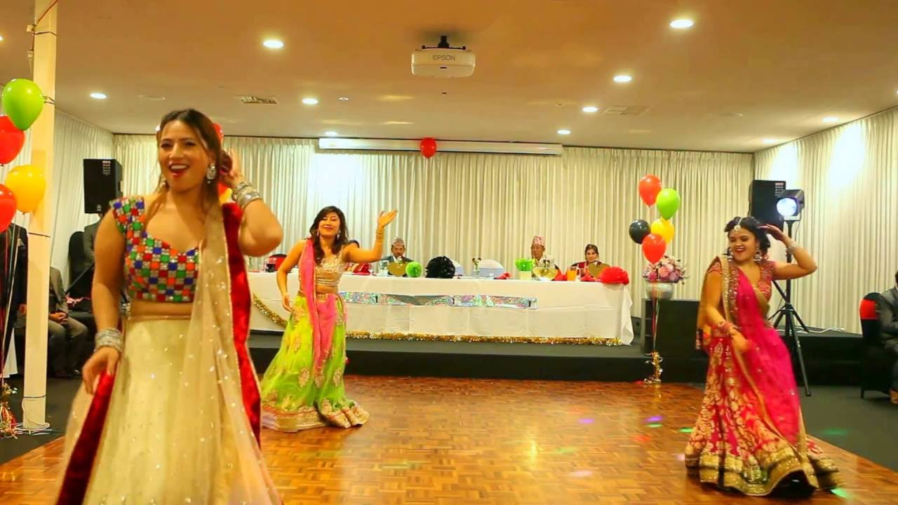 wedding group dance performance youtube