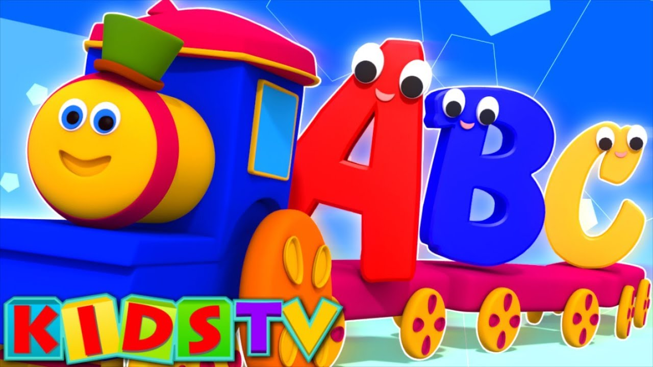 bob the train alphabet adventure abc song abcd song youtube