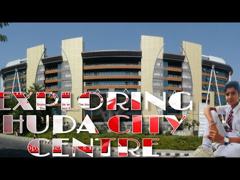 Vlog Exploring Huda City Centre