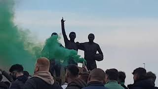 Man Utd Fans Protest Old Trafford 2nd May 2021 #MUFC #GLAZERSOUT #PROTEST