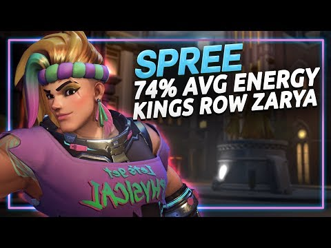 SPREE'S ROW - Huge comeback by clutching every fight on defense (74% AVG ENERGY)