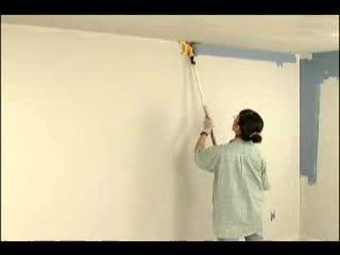 Accubrush Paint Edger For House Painting Part 2