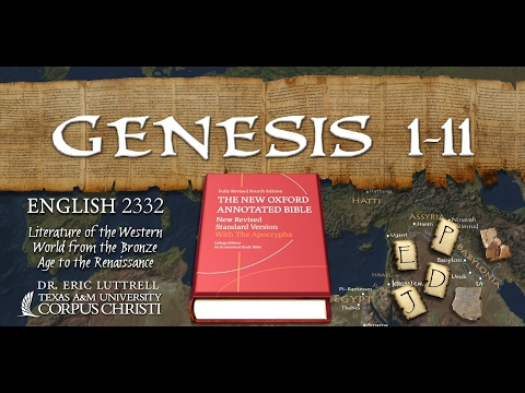 2332 4a Genesis Chapters 1 to 11