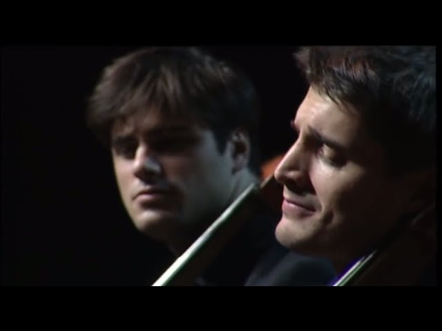 Listen To Luka Sulic And Stjepan Hauser Perform Bach [VIDEO