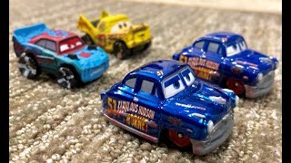 Disney Cars Mini Racers Wave 4 - Mini Racers Blind Bags - Disney Cars Toys 🔴 Live Unboxing