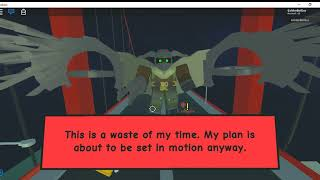 Mission 5 heroes of Robloxia *Spiderman Mask*