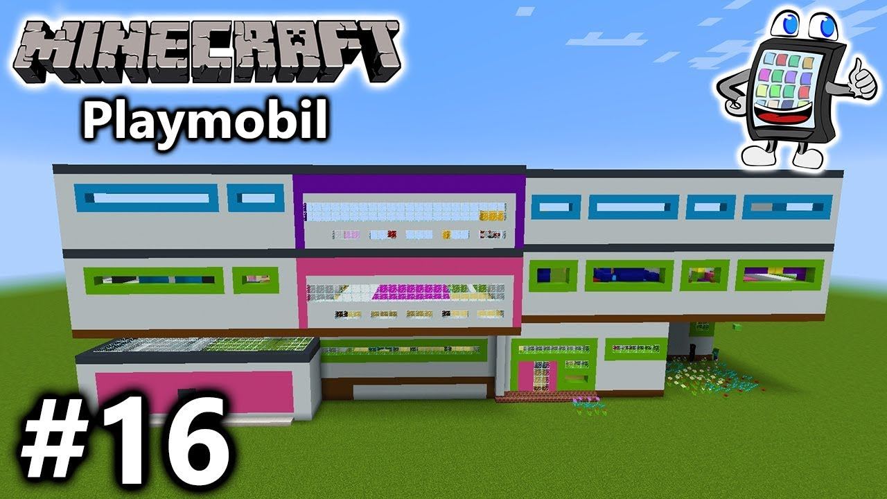 Games To Build And Play In Minecraft