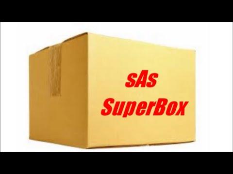SAs SuperBox: Swedish Fish Jelly Beans From Necrodius