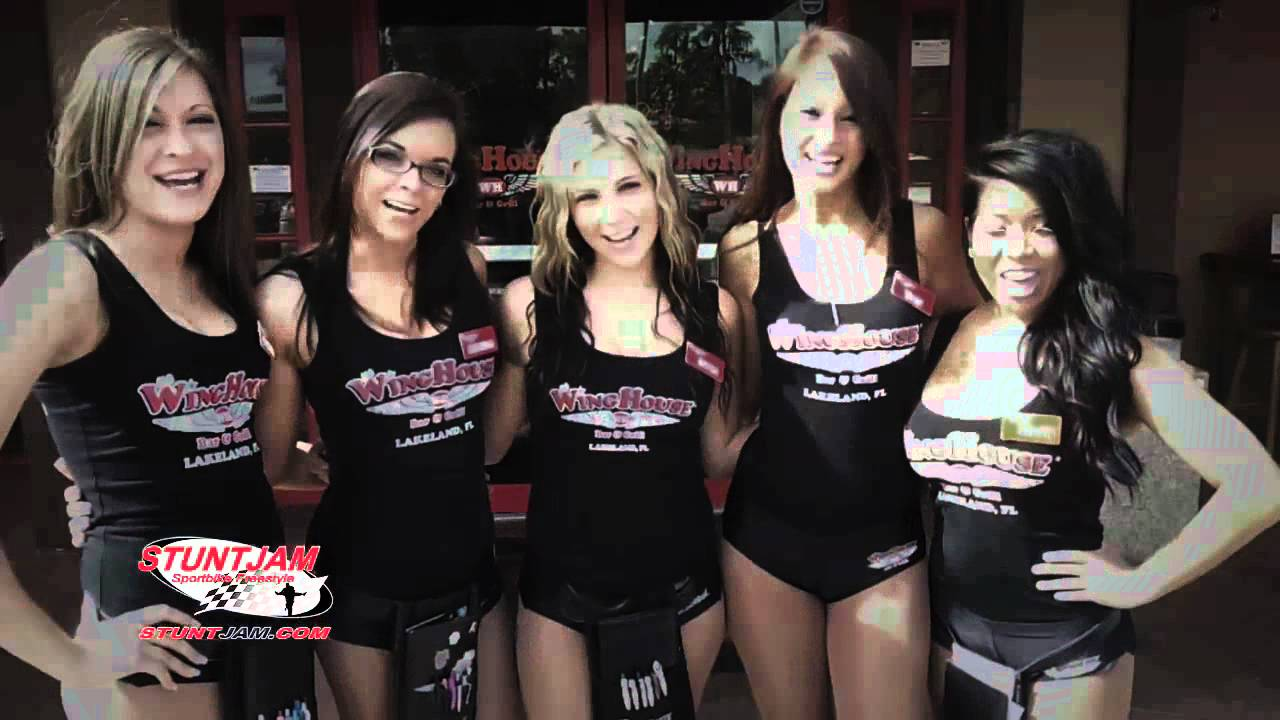 Winghouse Girls After Party With Stuntjam Feb. 4th 2012   YouTube