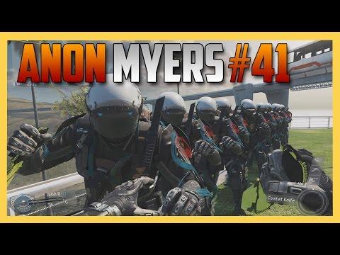 Anonymous Myers #41 in Infinite Warfare (Michael Myers)