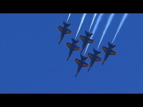 2012 MCAS Miramar Air Show - U.S.N. Blue Angels