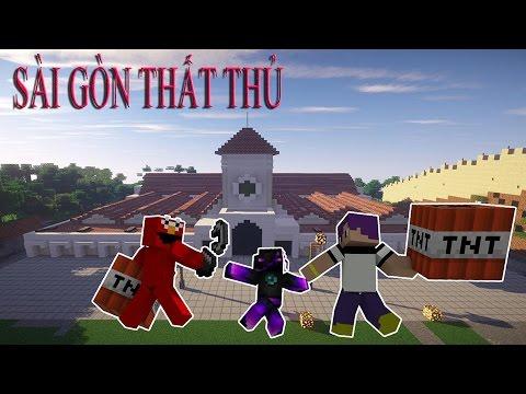 Jaki Natsumi Giả Dối | Sài Gòn Thất Thủ | Co-op Goc Minecraft