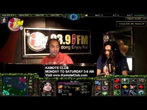 DOTA   Pakito Jones & Sir Rex Kantatero  93 9 iFM KAMOTE CLUB