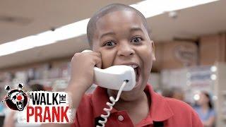Kiddie Cashier | Walk the Prank | Disney XD