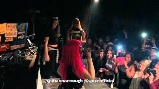 So Mi Like It SPICE put Swedish Dancehall Queen Johanna to the test
