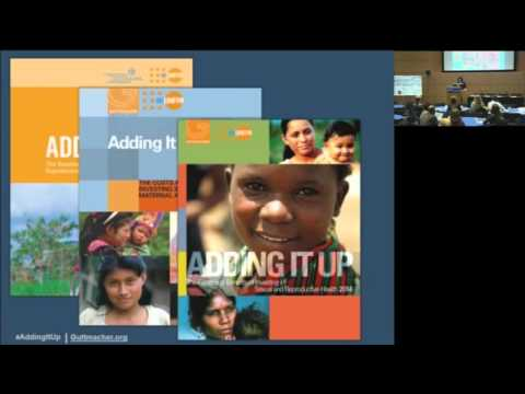 Transforming Global Maternal, Adolescent & Child Health: From Research Evidence to Practice & Policy