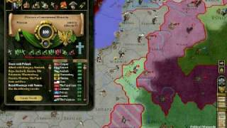 Europa Universalis In Nomine 3 Prussia - Prussia to Germany