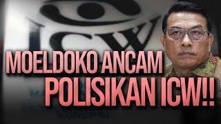 Download 🔴 LIVE! MOELDOKO ANCAM POLISIKAN ICW!!