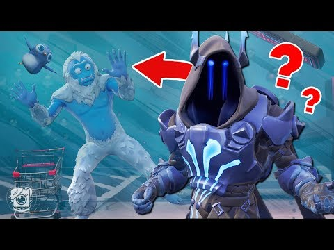 *CHEATING* HIDE N SEEK Custom Gamemode in Fortnite Battle Ro