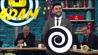 3 Adam - Cem Yılmaz Saatini Verdi, Ecel Terleri Döktü! (3.Sezon 1.Bölüm)