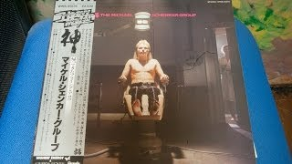 WWS-81376 The Michal Schenker Group LP Chrysalis 神/マイケルシェン...