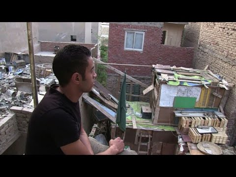 Empty homes beyond reach of Egypt's poor