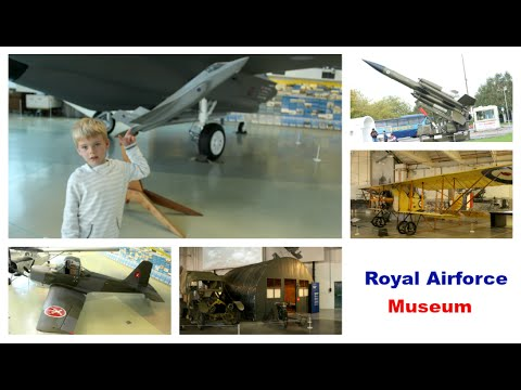 Royal AirForce Museum | Our Day 27th Sept