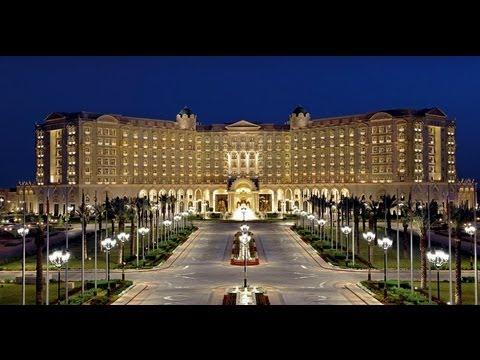 The Ritz Carlton Riyadh Hotel - Saudi Arabia