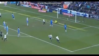 Video Gol Pertandingan Colchester  vs Tottenham Hotspur