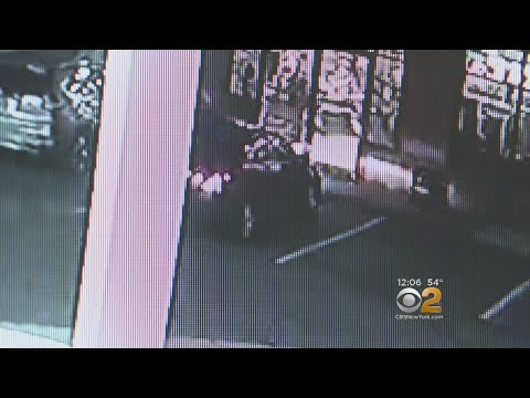 Stolen Vehicle Crashes In Jersey City