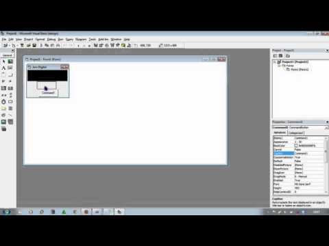 Cara Membuat Jam Digital Dengan Visual Basic