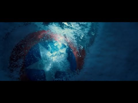 Captain America The First Avenger 2011 Clip  Frozen In Ice