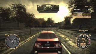 NFS Most Wanted Ep 5 - Black List #13